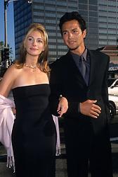 Jul 25, 1999; Westwood, CA, USA; BENJAMIN BRATT at the 'Runaway Bride' Premiere with JULIA ROBERTS.  (Credit Image: © Kathy Hutchins/ZUMAPRESS.com)