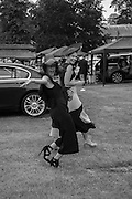 FLORA MACDONALD-JOHNSTON; MILYA KLJAJIC, Royal Ascot, Tuesday, 14 June 2016