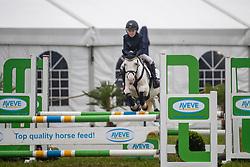 Bleux Charlotte, BEL, Snow<br /> Nationaal Tornooi LRV Ponies<br /> Zonnebeke 2019<br /> © Hippo Foto - Dirk Caremans<br />  29/09/2019