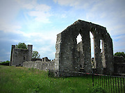 St John's Priory, Trim, Meath, founded 1202,