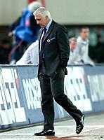 ◊Copyright:<br />GEPA pictures<br />◊Photographer:<br />Helmut Fohringer<br />◊Name:<br />Krankl<br />◊Rubric:<br />Sport<br />◊Type:<br />Fussball<br />◊Event:<br />OEFB, WM Qualifikation, Laenderspiel, Oesterreich vs Polen, AUT vs POL<br />◊Site:<br />Wien, Austria<br />◊Date:<br />09/10/04<br />◊Description:<br />Teamchef Hans Krankl (AUT)<br />◊Archive:<br />DCSFH-091004515<br />◊RegDate:<br />09.10.2004<br />◊Note:<br />8 MB - BK/WU