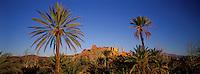 Maroc, Atlas, region de Ouarzazate, Kasbah de Tiffouloute // Morocco, Atlas, Ouarzazate region, Tiffouloute Kasbah