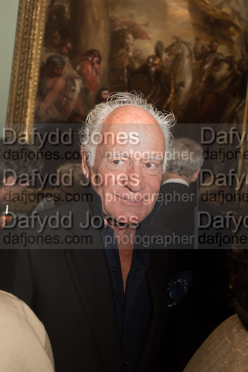 JOHN STEFANIDES, Everyman 25th Anniversary party, Spencer House. St. James' Place. London. SW1. 26 October 2016