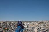 REFUGIEES des camps de Aïda et Quadoura, Palestine, 2015-2016