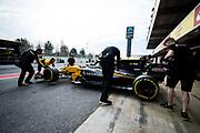 March 7-10, 2017: Circuit de Catalunya. Nico Hulkenberg (GER), Renault Sport Formula One Team, R.S.17