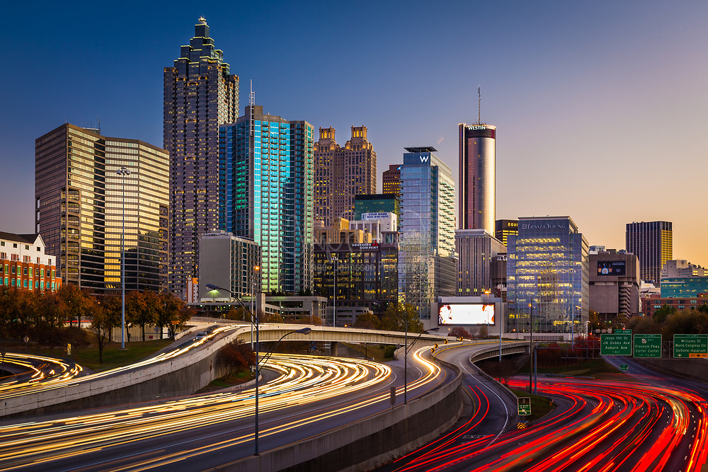 Atlanta is the capital and most populous city in the U.S. state of Georgia. Atlanta's population is 545,225. Atlanta is the cultural and economic center of the Atlanta metropolitan area, which is home to 5,268,860 people and is the ninth largest metropolitan area in the U.S.