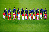 French team group picture presentation during the 2017 Friendly Game football match between France and Wales on November 10, 2017 at Stade de France in Saint-Denis, France - Photo Stephane Allaman / ProSportsImages / DPPI