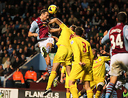 Aston Villa v Cardiff City 091113
