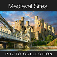 Medieval & Middle Ages - Historic Places & Arcaeological Sites - Pictures & Images of -