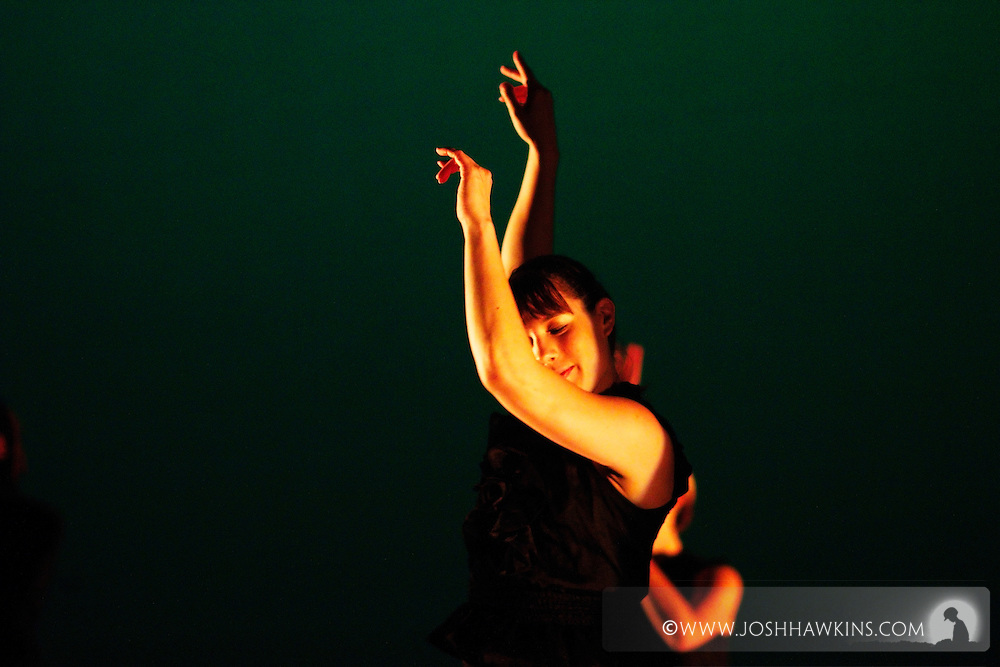 Chicago Tap Theatre - Tap!(ish).Flying Turtles, choreography by Brenda Bufalino.Dancer, Laura Chiuve