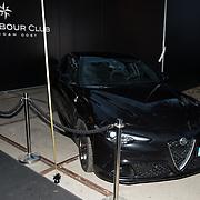 NLD/Amsterdam/20181006 - Uitreiking JFK Greatest Man Award 2018, Alfa Romeo