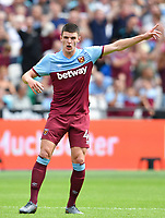 Football - 2019 Betway Cup (pre-season friendly) - West Ham vs. Athletic Bilbao<br /> <br /> West Ham United's Declan Rice, at The London Stadium.<br /> <br /> COLORSPORT/ASHLEY WESTERN