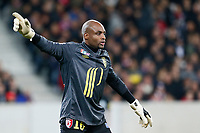 FOOTBALL - FRENCH LEAGUE CUP 2012/2013 - 1/8 FINAL - LILLE OSC v TOULOUSE FC - 30/10/2012 - PHOTO CHRISTOPHE ELISE / DPPI - STEEVE ELENA (LOSC)