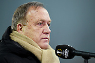 Coach Dick Advocaat of Feyenoord during the UEFA Europa League, Group K football match between Wolfsberger AC and Feyenoord on December 10, 2020 at Worthersee Stadion in Klagenfurt, Austria - Photo Yannick Verhoeven / Orange Pictures / ProSportsImages / DPPI