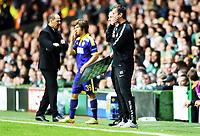 26/08/14 UEFA CHAMPIONS LEAGUE PLAY-OFF 2ND LEG<br /> CELTIC v NK MARIBOR<br /> <br /> Celtic manager Ronny Deila<br /> <br /> Norway only<br /> INNGÅR IKKE I FASTAVTALER , KUN STYKKPRIS