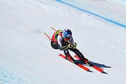 March 14, 2019 - ANDORRA - Mikaela Shiffrin (USA) during Ladies Super Giant of Audi FIS Ski World Cup Finals 18/19 on March 14, 2019 in Grandvalira Soldeu/El Tarter, Andorra. (Credit Image: © AFP7 via ZUMA Wire)