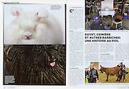 Publication: L'ILLUSTRÉ (Switzerland), No.45, November 10, 2010, Photography by Heidi & Hans-Jürgen Koch/heidihanskoch.com