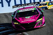 October 30-Nov 1, 2020. IMSA Weathertech Raceway Laguna Seca: #86 Meyer Shank Racing w/Curb-Agajanian, Acura NSX GT3, GTD: Mario Farnbacher, Matt McMurry