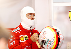 June 23, 2018 - Le Castellet, France - Motorsports: FIA Formula One World Championship 2018, Grand Prix of France, .#5 Sebastian Vettel (GER, Scuderia Ferrari) (Credit Image: © Hoch Zwei via ZUMA Wire)