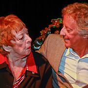 NLD/Amsterdam/20110520 - Lancering website tv programma Ja Zuster, Nee Zuster, Hetty Blok, Hans van Willigenburg