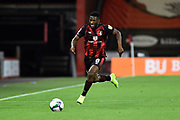 Jefferson Lerma (8) of AFC Bournemouth on the attack during the EFL Cup match between Bournemouth and Crystal Palace at the Vitality Stadium, Bournemouth, England on 15 September 2020.