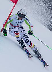 17.02.2011, Kandahar, Garmisch Partenkirchen, GER, FIS Alpin Ski WM 2011, GAP, Riesenslalom, im Bild Viktoria Rebensburg (GER) // Viktoria Rebensburg (GER) during Giant Slalom Fis Alpine Ski World Championships in Garmisch Partenkirchen, Germany on 17/2/2011. EXPA Pictures © 2011, PhotoCredit: EXPA/ M. Gunn