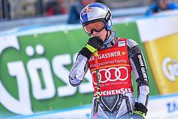 26.10.2019, Keelberloch Rennstrecke, Altenmark, AUT, FIS Weltcup Ski Alpin, Abfahrt, Damen, 1. Training, im Bild Ester Ledecka (CZE) // Ester Ledecka of Czech Republic reacts after her 1st training run for the women's Downhill of FIS ski alpine world cup at the Keelberloch Rennstrecke in Altenmark, Austria on 2019/10/26. EXPA Pictures © 2020, PhotoCredit: EXPA/ Erich Spiess