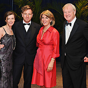 Eve Mavrakis, Ewan McGregor, Kathleen Matthews and Chris Matthews