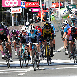 25-04-2021: Wielrennen: Luik Bastenaken Luik (Vrouwen): Luik: Lucinda Brand