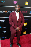April 8, 2019-New York, New York-United States: Larry Ossei-Mensah, Senior Curator, MOCAD attends the Bronx Museum Gala & Art Auction 2019 held at Capitale on April 8, 2019 in New York City. The Bronx Museum of the Arts is a contemporary art museum that connects diverse audiences to the urban experience through its permanent collection, special exhibitions, and education programs that strive to reflect the borough's dynamic communities. (Photo by Terrence Jennings/terrencejennings.com)