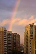 Rainbow Over Crystal City