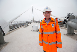 Mike Glover. The media preview day for the Queensferry Crossing held on Tuesday 22 August. !!! NOTE strictly embargoed until 00:01am on Sunday 27 August.
