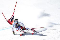 March 16, 2019 - El Tarter, Andorra - Loic Meillard of Switzerland Ski Team, during Men's Giant Slalom Audi FIS Ski World Cup race, on March 16, 2019 in El Tarter, Andorra. (Credit Image: © Joan Cros/NurPhoto via ZUMA Press)