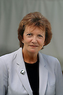Veteran British writer and broadcaster Joan Bakewell, pictured at the Edinburgh International Book Festival, where she gave a reading of her recently-published memoir. The book festival was a part of the Edinburgh International Festival, the largest annual arts festival in the world.