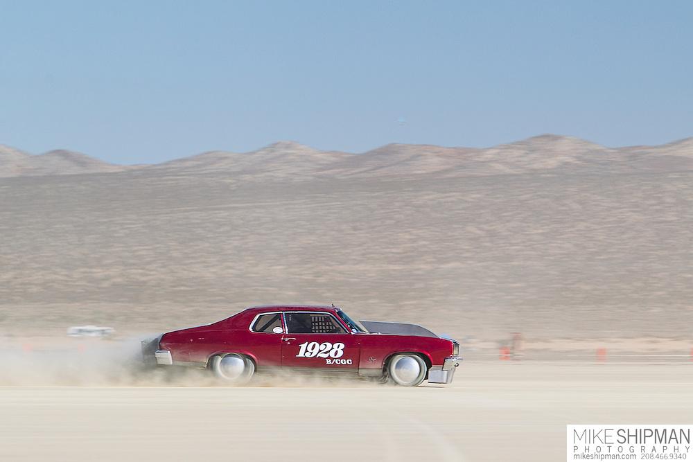 Kisinger Racing, 1928, eng B, body CGC, driver Ron Kisinger, 170.795 mph, record 204.603