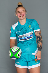 Vicky Foxwell of Worcester Warriors Women - Mandatory by-line: Robbie Stephenson/JMP - 27/10/2020 - RUGBY - Sixways Stadium - Worcester, England - Worcester Warriors Women Headshots