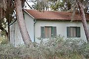 Israel, Negev desert, Kibbutz Sde Boker, Ben-Gurion's Desert Home