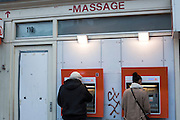Massage your money, Amsterdam