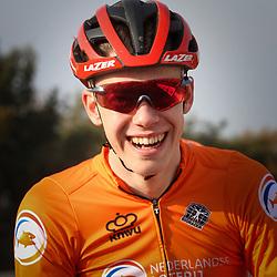 07-11-2020: Wielrennen: EK Veldrijden: Rosmalen<br />Pim Ronhaar