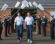 Caversham. Berkshire. UK<br /> GBR M2X. left Jonny WALTON and John COLLINS.<br /> 2016 GBRowing European Team Announcement,  <br /> <br /> Wednesday  06/04/2016 <br /> <br /> [Mandatory Credit; Peter SPURRIER/Intersport-images]