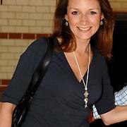 NLD/Amsterdam/20070602 - Toppers in Concert 2007, Prins Floris en zwangere partner Prinses Aimee Söhngen