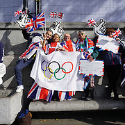 Olympic Parade London Live