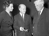 1959 - Siobhan McKenna at Damer Hall