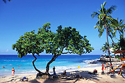 Magic Sands Beach, Kailua-Kona, Island of Hawaii<br />