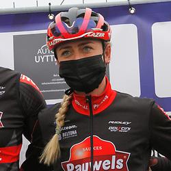 08-05-2021: Wielrennen: GP Eco Struct: Belgie: Denise Betsema