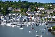 Popular tourist destination Kinsale harbour from Scilly, County Cork, Ireland RESERVED USE - NOT FOR DOWNLOAD -  FOR USE CONTACT TIM GRAHAM