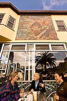 Dolores Park Cafe, Mission Murals