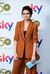 Bhavna Limbachia attending the TRIC Awards 2019 50th Birthday Celebration held at the Grosvenor House Hotel, London.