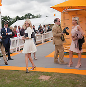 DONNA AIR, Veuve Clicquot Gold Cup. Cowdray Park on July 20, 2008 . Midhurst, England.