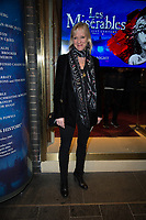 Hermione Norris, at the Les Miserables Gala Press Night at the Sondheim Theatre in London's West End.